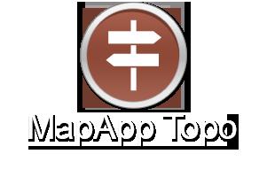 MapApp Topo